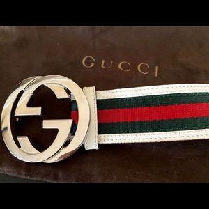 Gucci belt w36